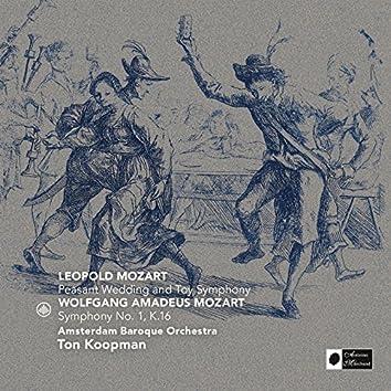 Leopold Mozart & Wolfgang Amadeus Mozart