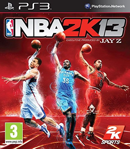 Take-Two Interactive NBA Basketball 2K13, PS3 - Juego (PS3, PlayStation 3, Deportes, E (para todos))