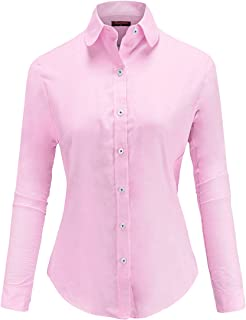 Oxford Shirts for Women Office Workwear
