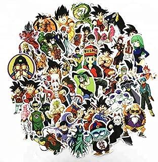 LBJ Dragon Ball Z Stickers ~50X DBZ Vinyl/ Water-Resistant Stickers~ (STYLE C)