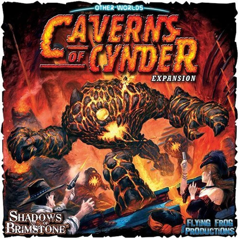 Shadows of Brimstone  Caverns of Cynder Expansion