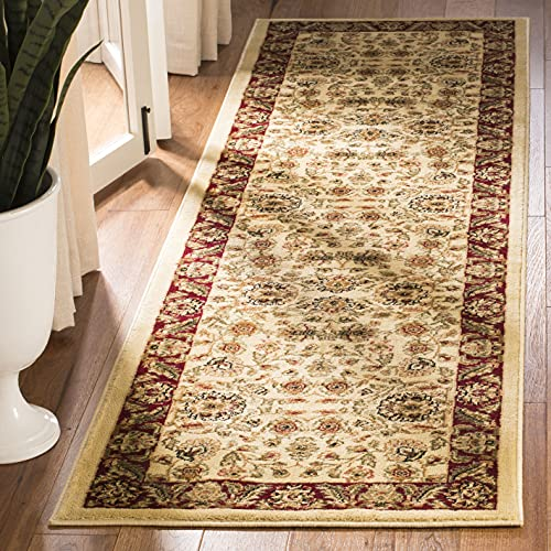Safavieh Lyndhurst Collection LNH215A Traditional Oriental Non-Shedding Stain Resistant Living Room Bedroom Runner, 2'3