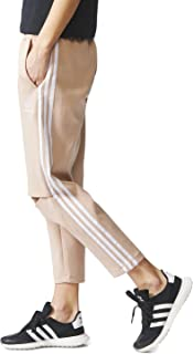 adidas Originals Info Poster Track Pants Tracksuit Pants For Women (CF1164 - Large Beige)