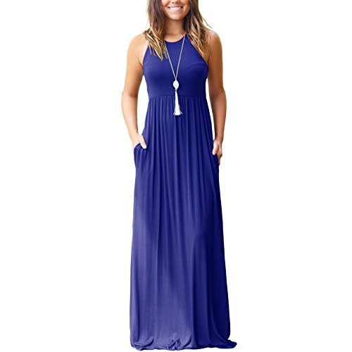 Royal Blue Dress: Amazon.com