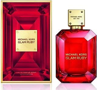 Michael Kors Glam Ruby Eau De Parfum For Women, 100 ml