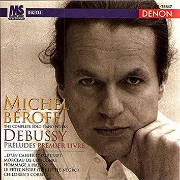 Debussy: Préludes Premier Livre, Children's Hour & Others