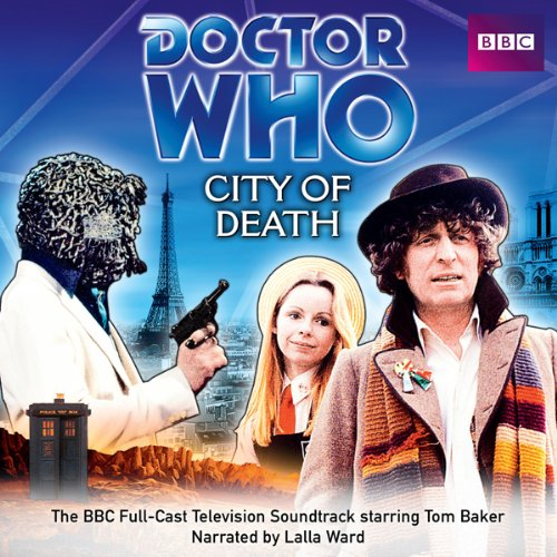 Doctor Who: City of Death audiobook cover art