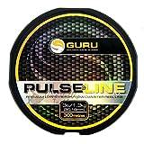 Guru Pulse 3lb/1,3kg Línea baja elasticidad Resistencia a la abrasión Alimentador Waggler Pesca