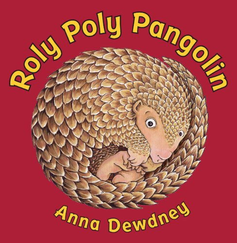 Image of Roly Poly Pangolin