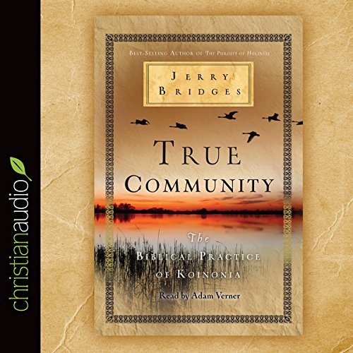 True Community audiobook cover art