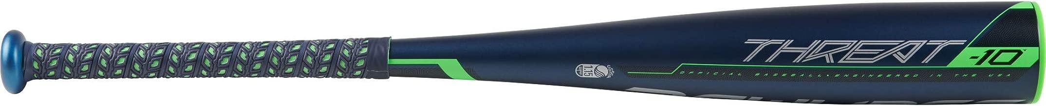 Rawlings 2019 Threat USSSA Senior League Baseball Bat (-10)