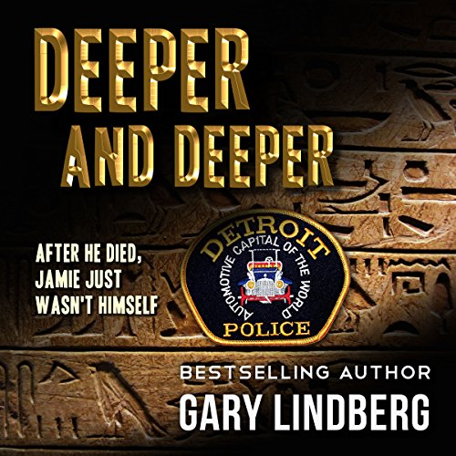 Deeper and Deeper audiobook cover art