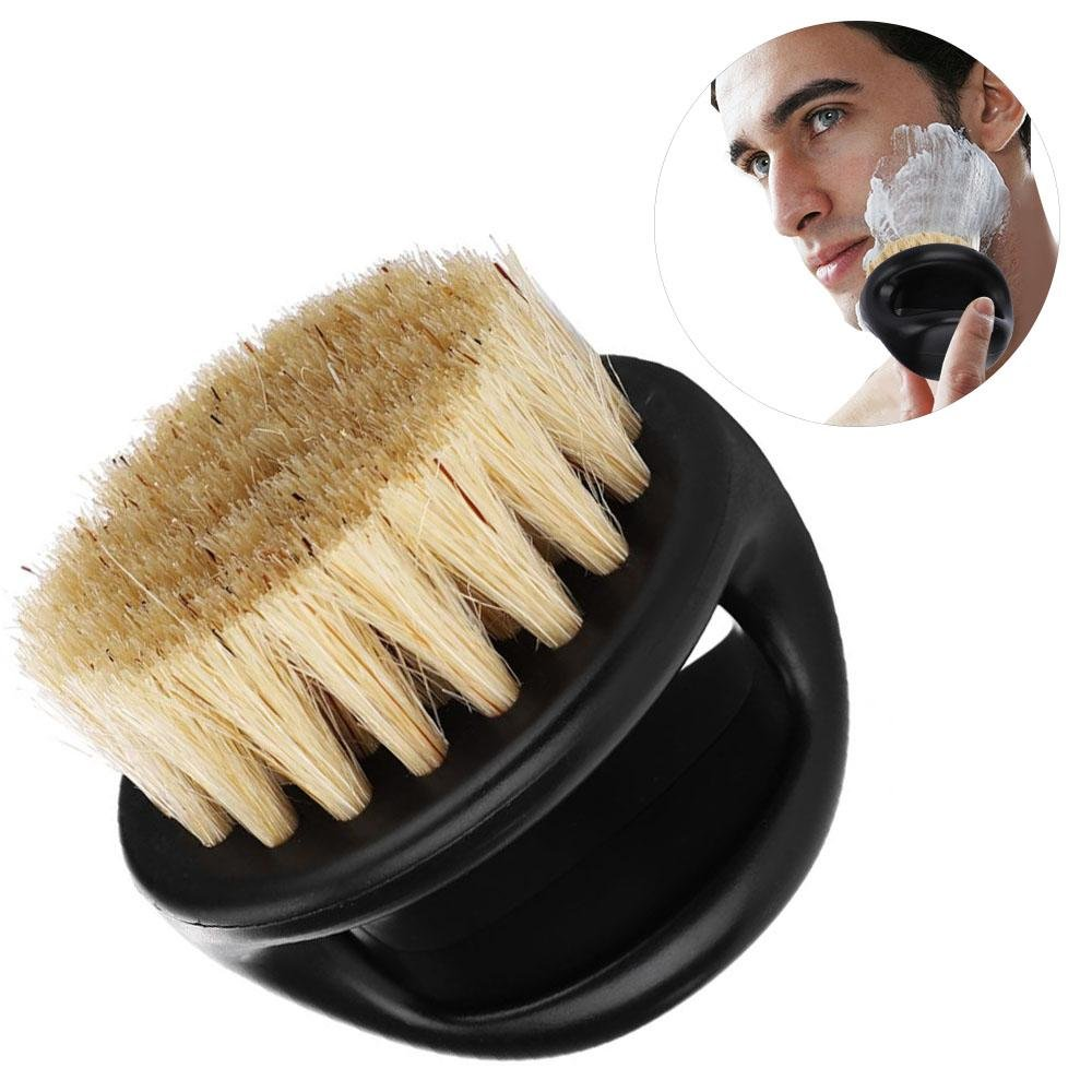 Wild Boar Fur Shaving Time sale Brush Online limited product for Beard Men Trimming Mustache Brus