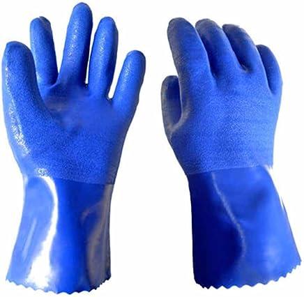RenShiMinShop Industrielle Rutschfeste strapazierfähige Warme Handschuhe Einfarbig Atmungsaktive Handschuhe B07FF38WN9  | Verschiedene Arten und Stile