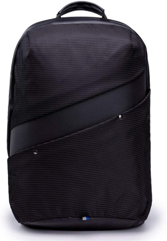 SHIQUNC Diebstahlsicherer Reise-wasserdichter USB-Rucksackbeutel mnnlicher Geschftscomputerrucksack