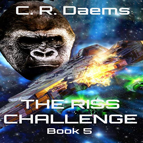 The Riss Challenge  By  cover art