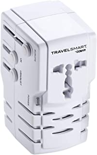 Travel Smart by Conair All-in-One Adapter and Converter Combo Unit