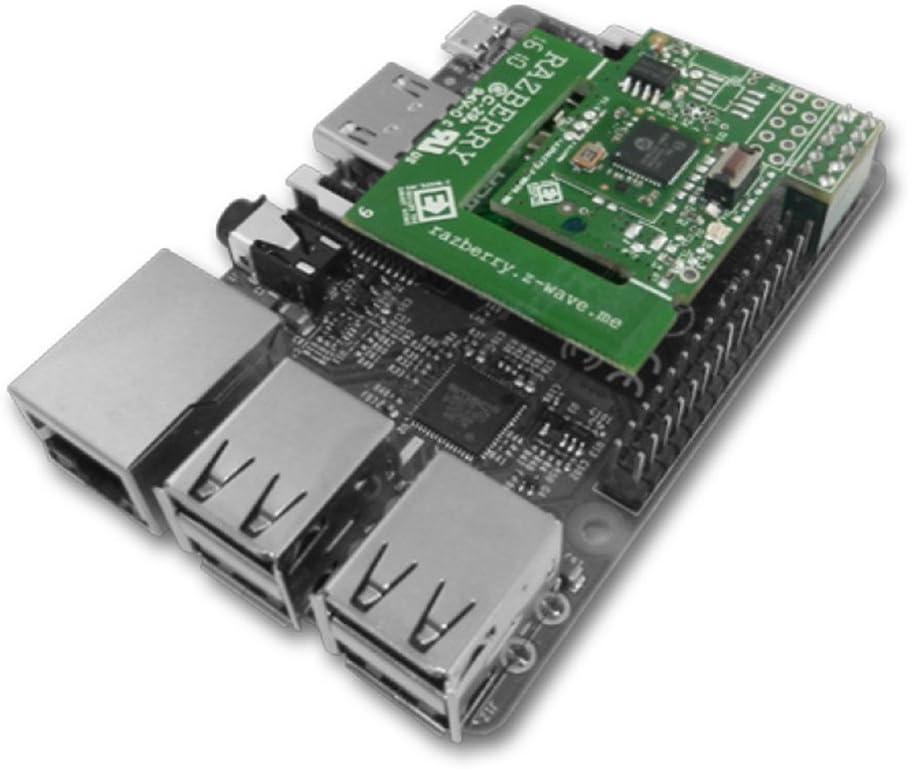 Z-Wave.Me RaZberry - Z-Wave Plus GPIO Card for the Raspberry...