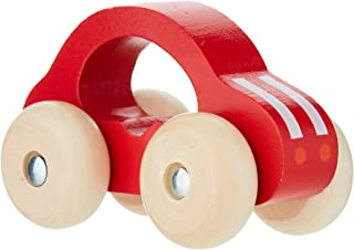 Wooden Toy Car Siva Toys 74001032 Siva /'/'First Car Green /'/'