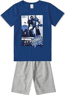Conjunto camiseta e bermuda Marisol Play