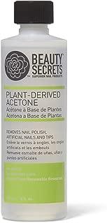 Plant-Derived Acetone