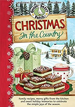 Christmas In The Country  Seasonal Cookbook Collection