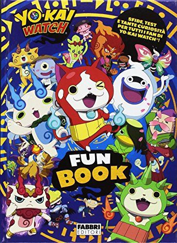 Fun book. Yo-Kai Watch. Ediz. a colori