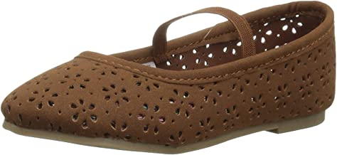 brown flats for girls