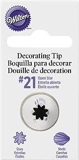 Wilton Decorating Tip, No.21 Star