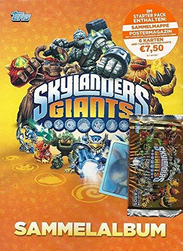 Topps TO00039 - Skylanders: Giants Starter