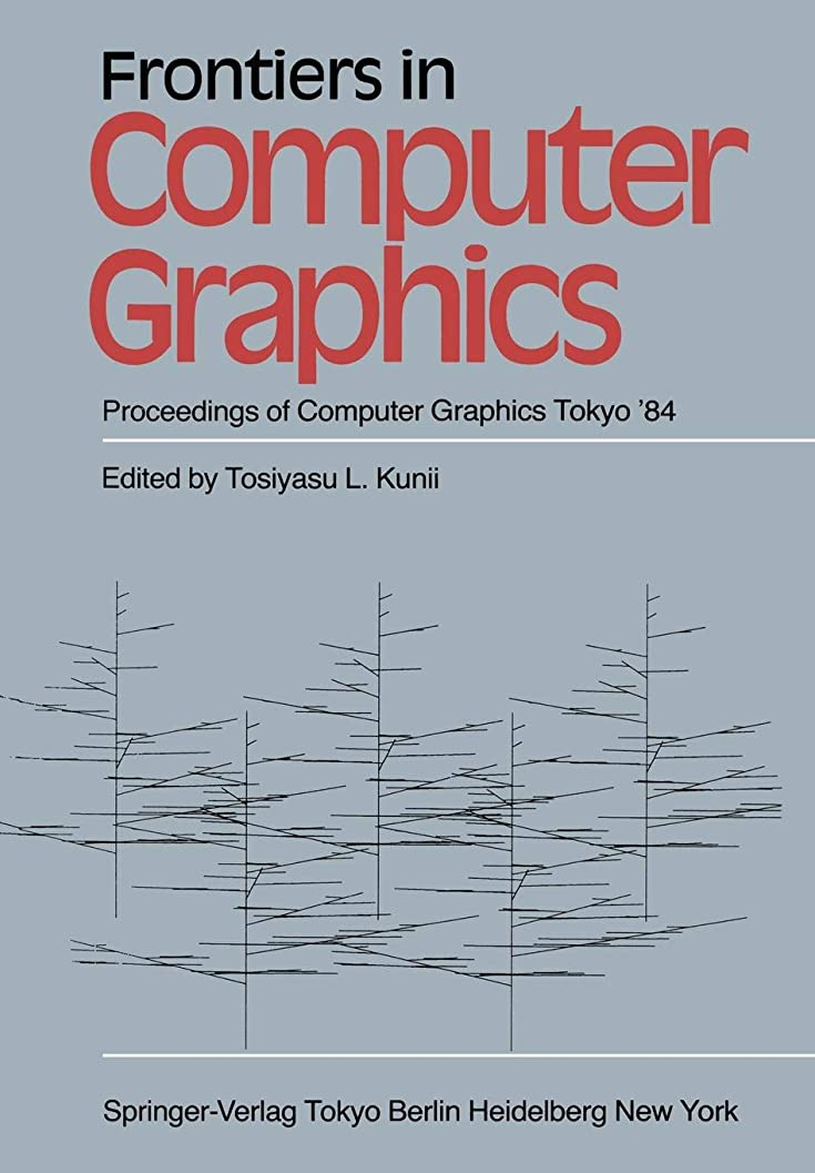 非アクティブヒットの量Frontiers in Computer Graphics: Proceedings of Computer Graphics Tokyo '84