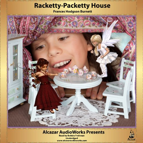 Rackety Packety House audiobook cover art