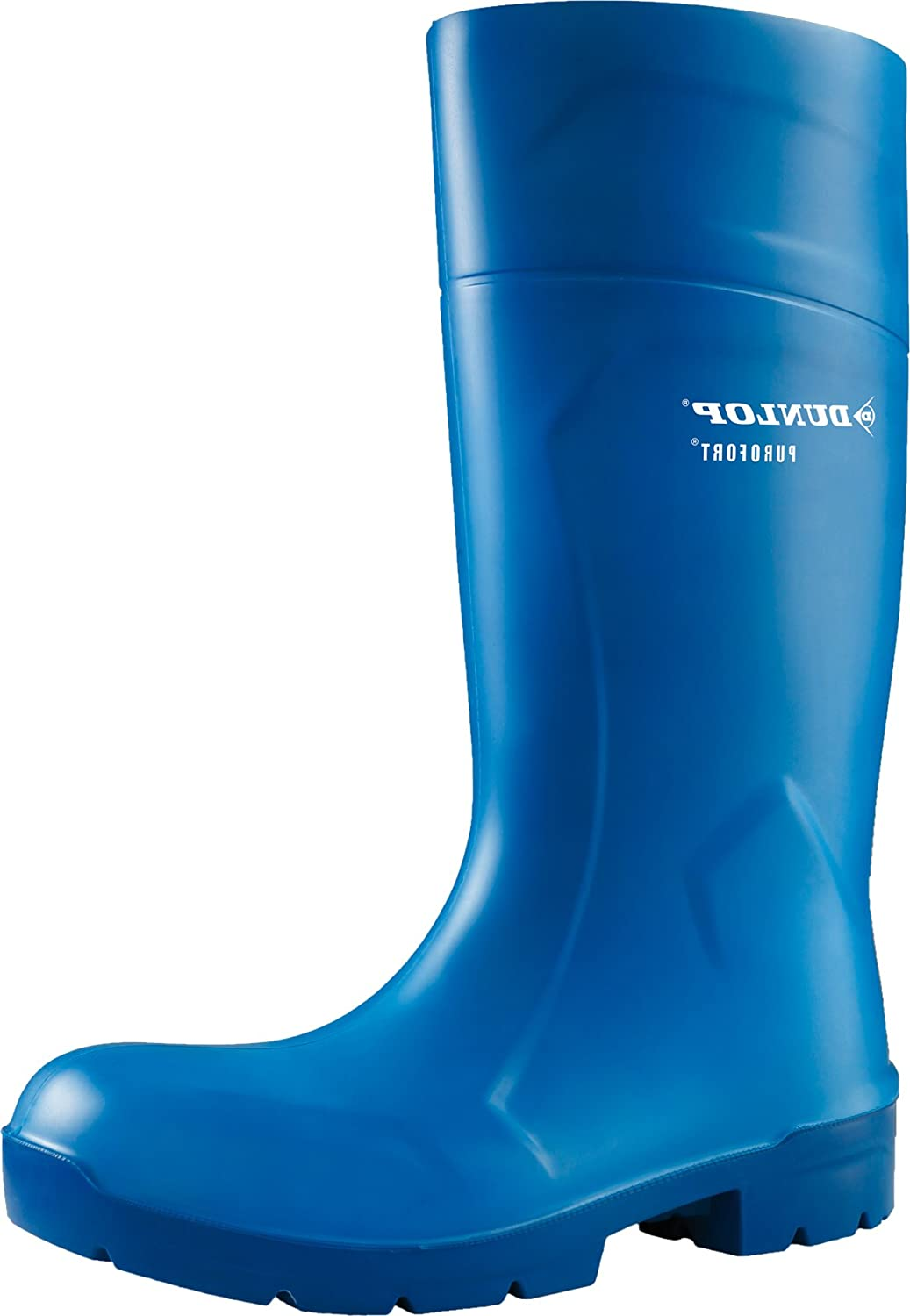 Dunlop CA61631 Unisex Adult FoodPro Purofort Multigrip Safety Wellington Boot