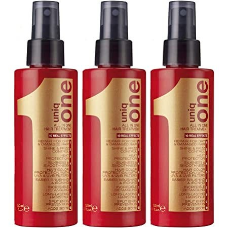 (3 Pack) REVLON Uniq One All In One Hair Treatment - 5.1 Fl. Oz.