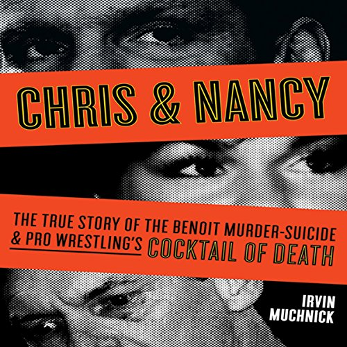 Chris & Nancy audiobook cover art