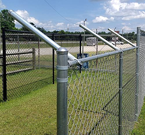 """Extend-A-Post - Extensions for Chain Link Fence - Set of 9 (1-5/8"""")"""