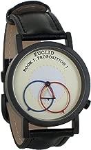 Euclidean Geometry Euclid Unisex Analog Watch