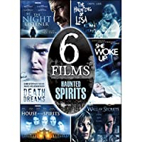 6-Film Haunted Spirits [DVD] [Import]