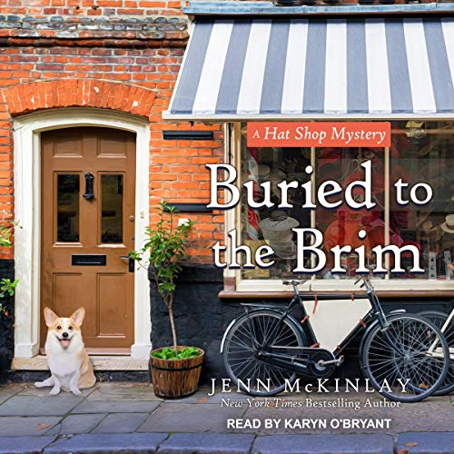 Buried to the Brim audiobook cover art