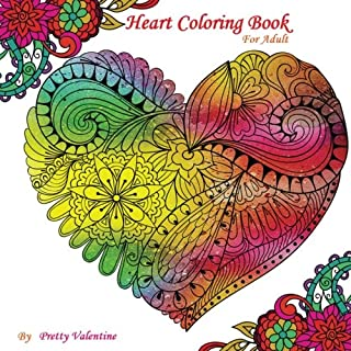 Best heart coloring pages for adults Reviews