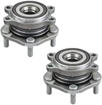 2 Pack Front Left & Right Wheel Hub Bearing Assembly Fit for Nissan Rogue 2014-2016 FWD/AWD