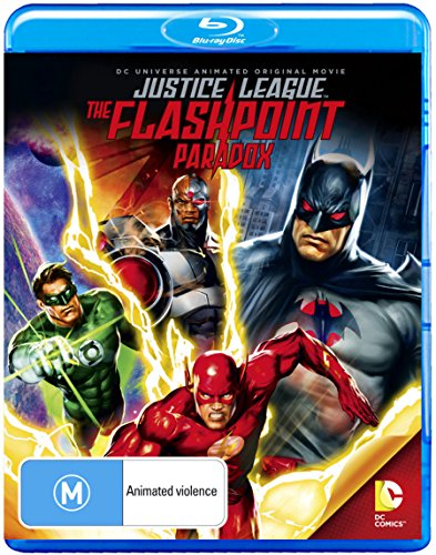 Justice League - The Flashpoint Paradox