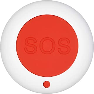 Sazoley eWeLink Wireless Remote Call Button SOS/Emergency Button 433MHz Caregiver Pager for Bed/Chair/Floor Mat Fall Alarm...