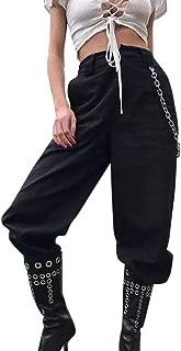 Pyjamahose Damen Nachtw/äsche Hose Weich Jogging Hose Sporthose Lose Freizeithose mit Tunnelzug Flexibilit/ät Sleepwear Hosen Lange Hosen Nachtw/äsche Hosen Stretch Schlafanzughose