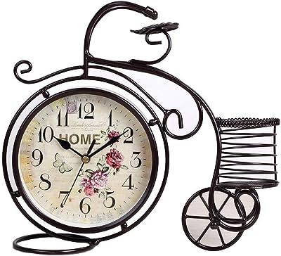 BH Reloj de Mesa de Bicicleta Reloj de Escritorio Reloj de mesilla ...