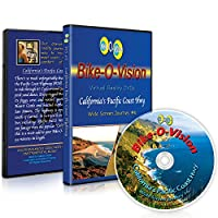 Bike-O-Vision Cycling Video: California's Pacific Coast Highway (Widescreen)