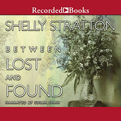 Between Lost and Found audiobook cover art