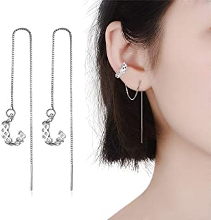 Best earrings threader earrings Reviews