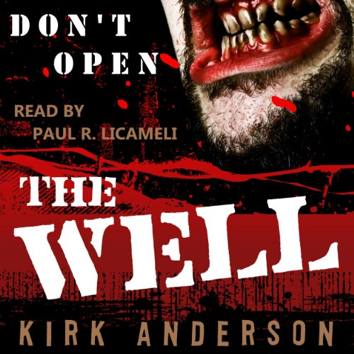 Don't Open the Well audiobook cover art
