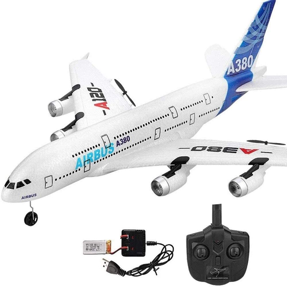 ksovvoo 3 Channel Remote Control Airplane Boys Gyro Max 58% OFF for Today's only